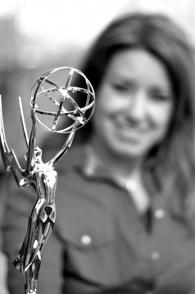 Lisa Lubin Emmy Award
