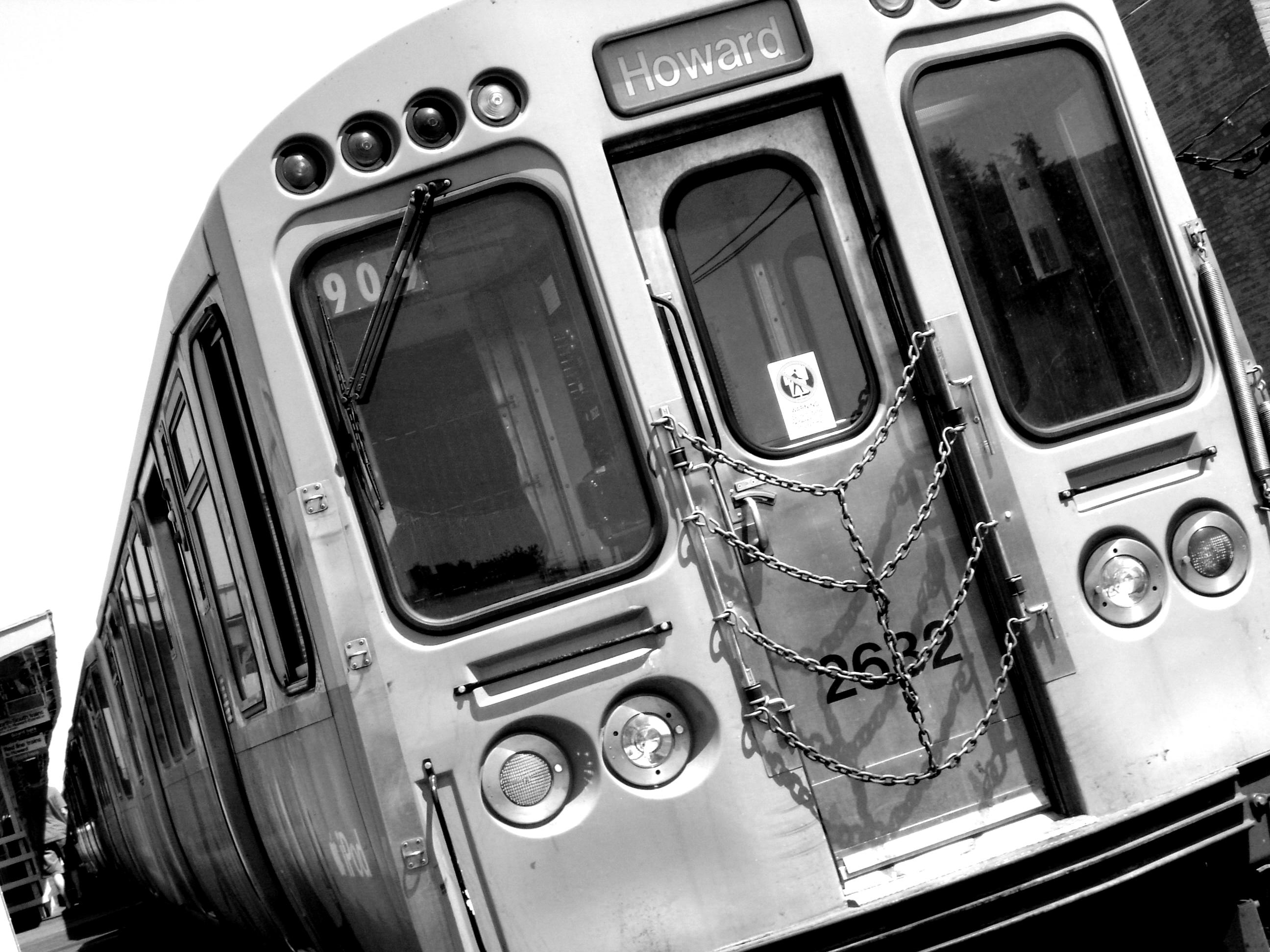Chicago Train Red Line
