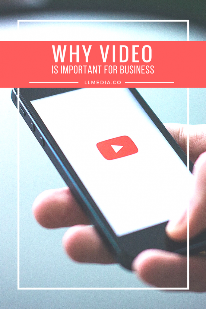 Why Video is Important
