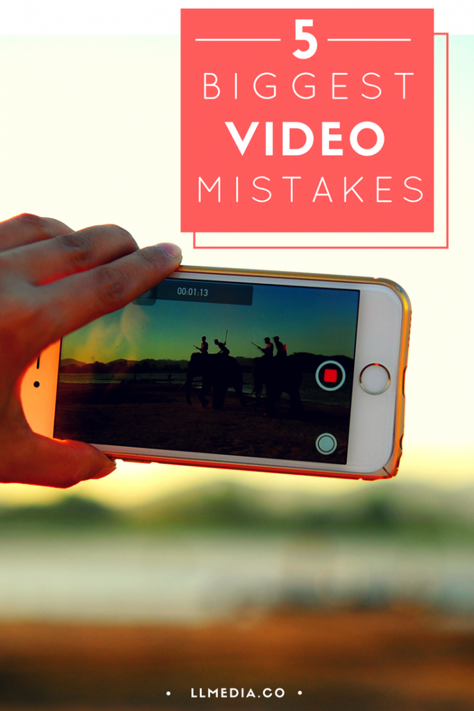 Video Mistakes