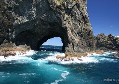 BOI Boat tour Arch