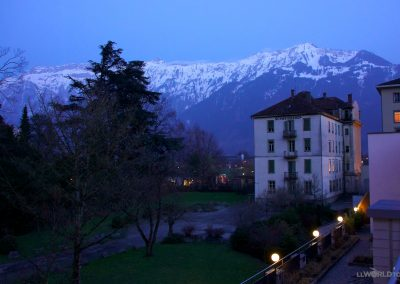 Interlaken Dusk