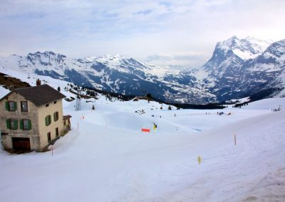 Jungfrau Vista