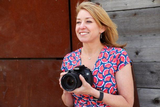 Lisa Lubin camera