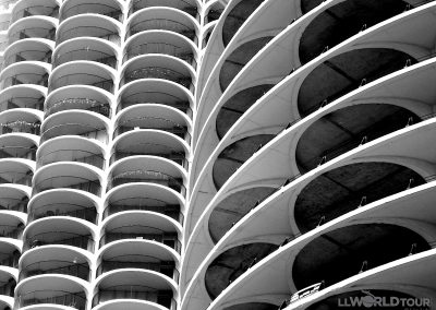 Marina Towers CU BW