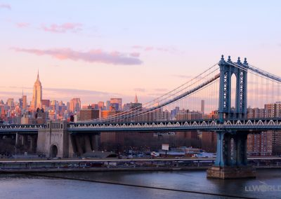 NYC-manhattan bridge