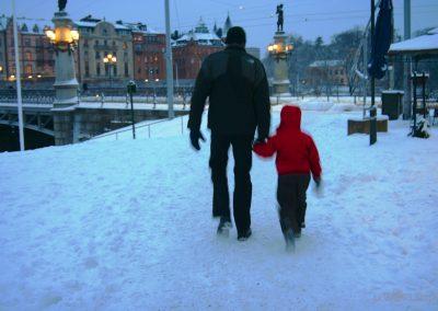 Stockholm_Dad& son