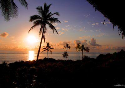 Zanzibar - Matemwe Sunset