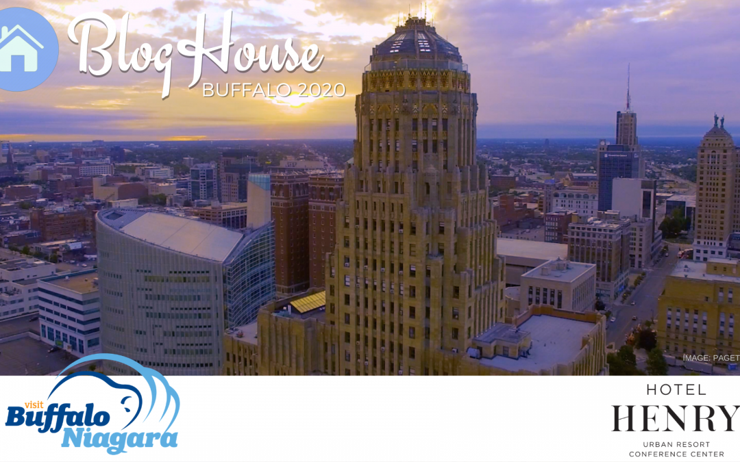 The Best Little Travel Blogging Retreat & Conference: Bloghouse Buffalo